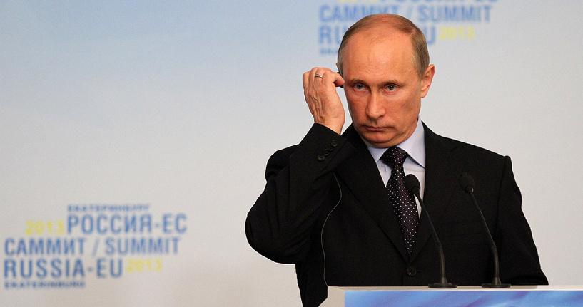 Путин: «США — великая держава, но у них нет права хватать кого угодно и таскать в тюрьму»