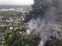 Жертвами крушения поезда в Канаде стали 50 человек