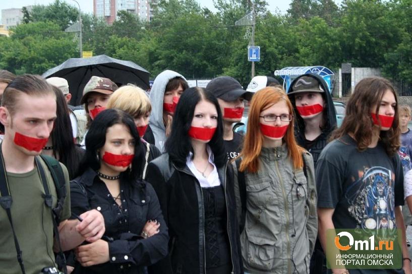 Мэрия и полиция начали бороться с омскими скинхедами организованно