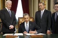 Около 700 тысяч американцев стали свидетелями инаугурации Обамы