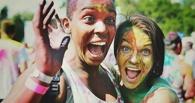 На Всероссийском фестивале красок в Омске раскрашены будут все