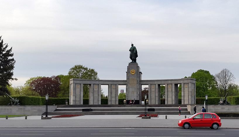 Берлин наш: 70 лет назад закончилась Великая Отечественная Война
