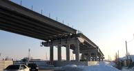 Фоторепортаж: ход строительства путепровода на 15-й Рабочей