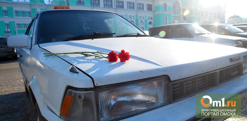 Жена убитого в Омске таксиста: Никита был идеальным мужем. Жаль, что он не успел стать идеальным отцом