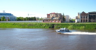 Уровень Иртыша в Омске достиг пика и начал снижаться