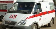 В Омской области водитель врезался в забор и погиб
