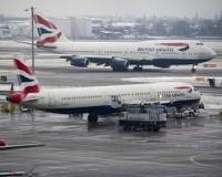Закрыт лондонский аэропорт Хитроу