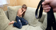 6-летний мальчик сбежал из дома от пьяного отца