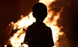 Пожар в доме приемной семьи из Омска мог случиться из-за плазменного телевизора