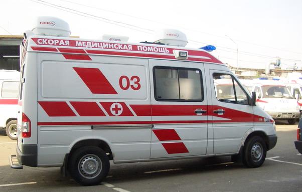 В Омской области водитель протаранил иномарку: пострадал ребенок