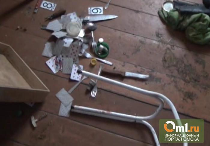 Двойное убийство в Нижней Омке: нападавшие орудовали табуретами