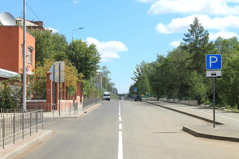 Улицу Андрианова в Омске откроют уже на следующей неделе