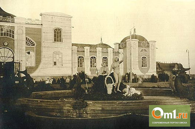 На восстановление старейшего фонтана Омска уже собрали 200 000 рублей