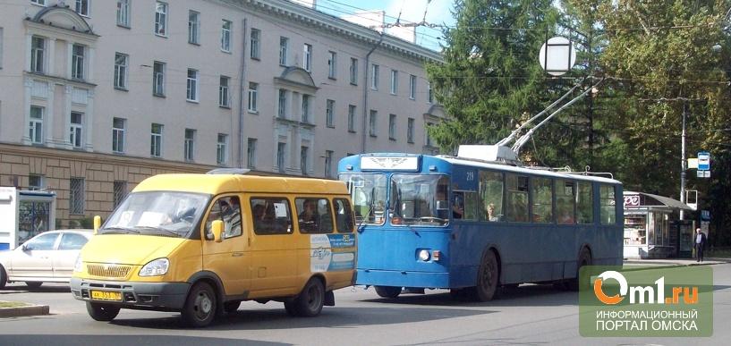 Мэр Омска: Одинаковая стоимость проезда в автобусах и маршрутках приведет к хаосу