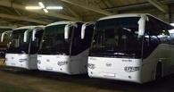 Для омского автовокзала купили восемь китайских автобусов