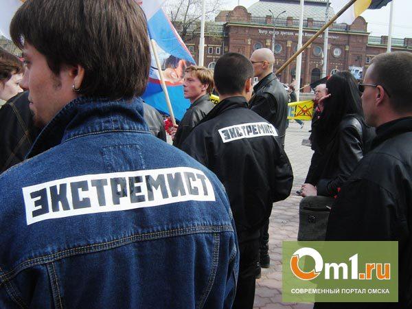 В Омской области несовершеннолетнюю обвинили в экстремизме