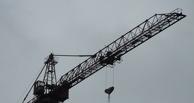 Упал еще один башенный кран: крановщик погиб