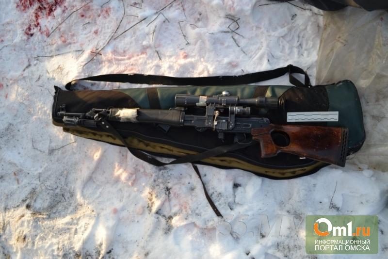 В Омской области задержали браконьеров