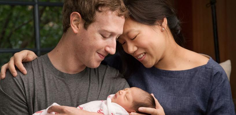 Марк Цукерберг пожертвует 99% акций Facebook на улучшение мира