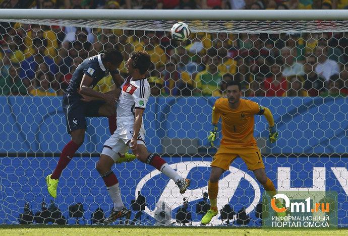 Германия и Бразилия вышли в полуфинал ЧМ-2014