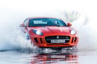 Гордость бриттов: рычим и носимся на сумасшедшем Jaguar F-Type