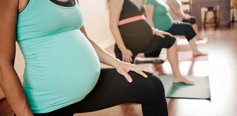 Спорт беременным в ростове