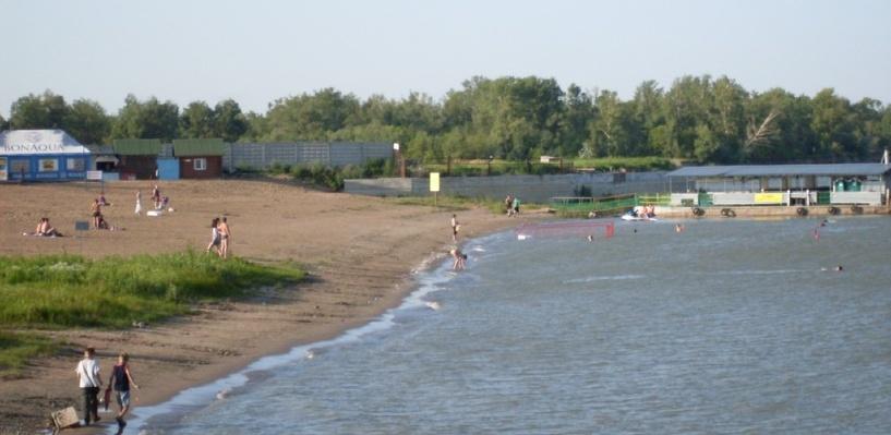 Омичам, возможно, разрешат купаться на Кировском пляже