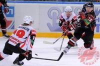 «Автомобилист» в Омске обыграл «Авангард»