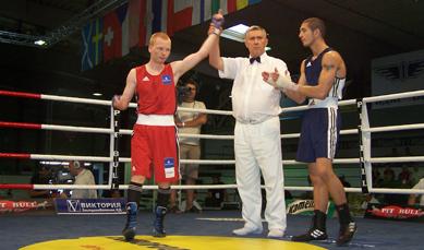Тищенко расскажет омичам о первом международном турнире по боксу имени Тищенко