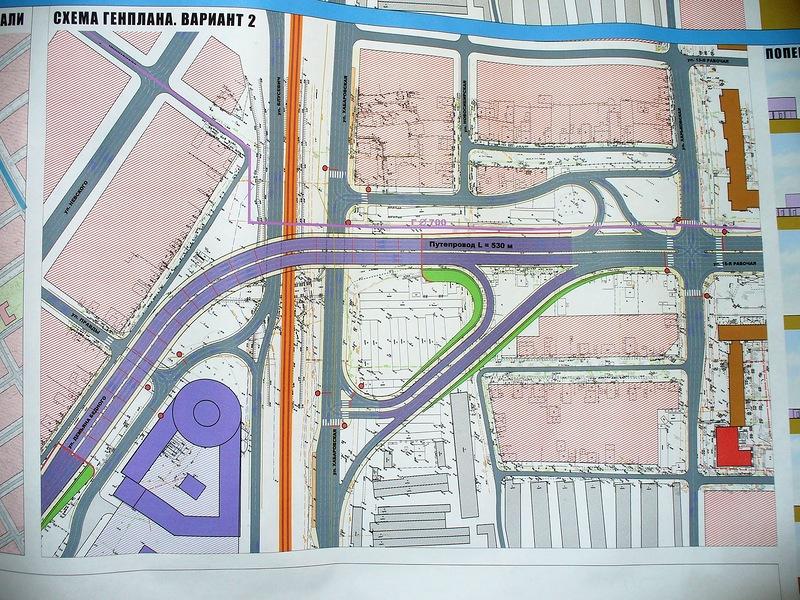 Строительство путепровода на 15-й Рабочей в Омске подорожало на 15 млн рублей