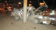 В смертельном ДТП у СибАДИ водитель не справился с управлением
