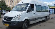 В Омске обсуждают неадекватного водителя маршрутки