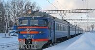 Два пассажира омской электрички пострадали из-за разрушения детали вагона
