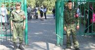В омской школе №123 мэра Двораковского охраняла народная дружина