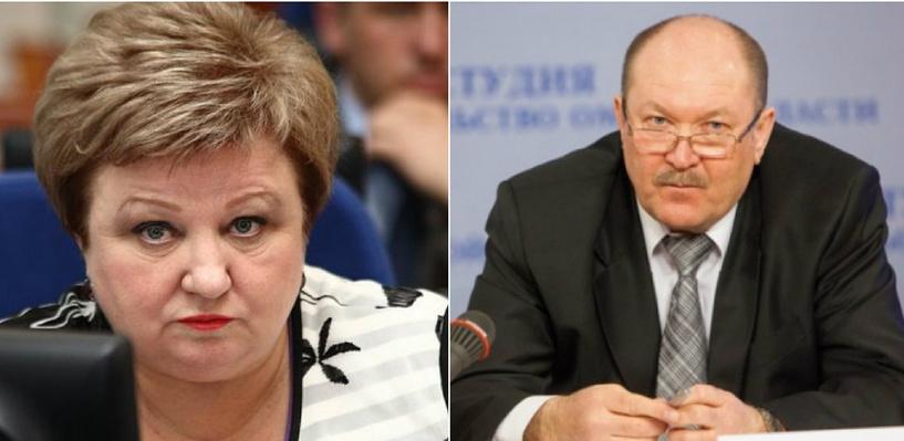 Уголовные дела бывших омских министров Фоминой и Илюшина скоро передадут в суд