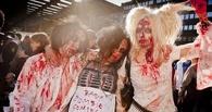 Один человек погиб, четверо ранены: на фестивале зомби в США произошла стрельба. ВИДЕО