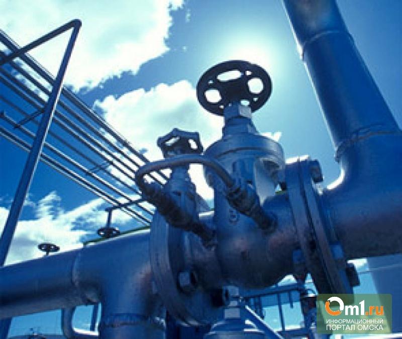 В Омской области построят два газопровода