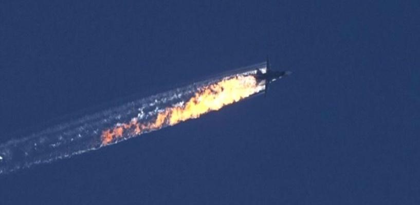 Сирийские военные спасли второго пилота сбитого бомбардировщика Су-24
