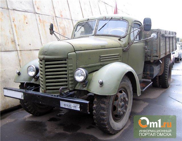 В День Победы в Омске организуют выставку авто времен войны