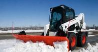 Омич продает снег «королевского» сорта на «Авито»