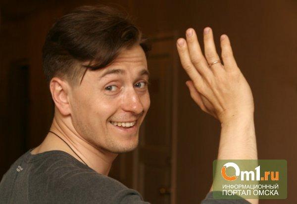 Сергей Безруков проведет в Омске творческий вечер