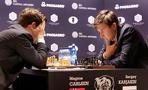 Российский шахматист сыграл вничью в предпоследней партии матча за титул чемпиона мира