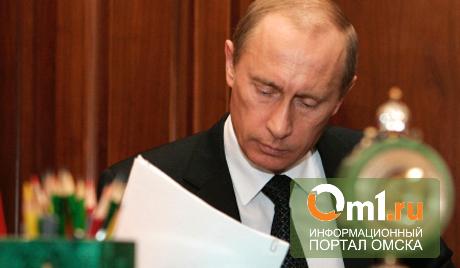 Следователи проверят письмо омской школьницы к Путину