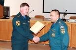 Омский спасатель впервые получил благодарность от президента РФ