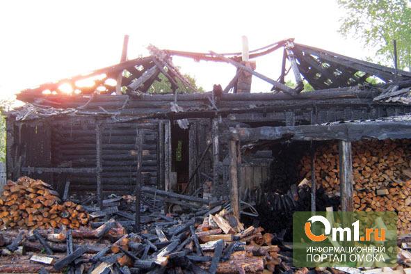 Девочка из Тевриза погибла на пожаре из-за непотушенного окурка