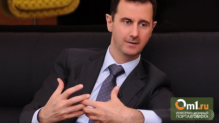 Президент Сирии Башар Асад переизбрался на третий срок