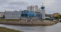 Омский речной порт продают с молотка