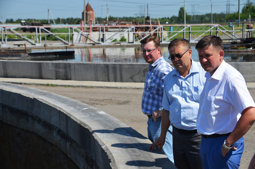 РЭК Омской области убедилась в высоком качестве омской воды