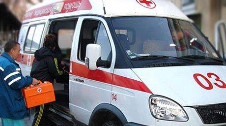 На трассе под Омском в крупной аварии пострадали пять человек