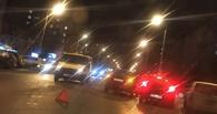 На улице Омской инкассаторская машина столкнулась с «Ладой»